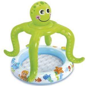 Baby Planschbecken Oktopus