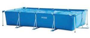 Intex Pool rechteckig