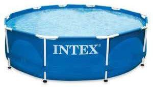 Intex Aufstellpool rund